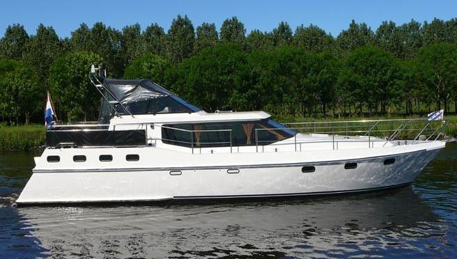 Holandsko na lodi 2014